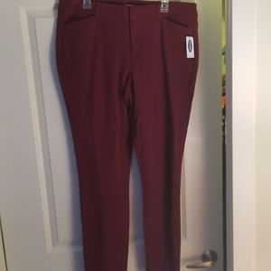 NWT Old Navy Pixie pants 16 tall